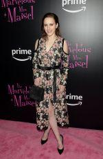RACHEL BROSNAHAN at The Marvelous Mrs. Maisel TV SERIES Premiere in New York 11/13/2017