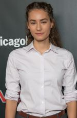 RACHEL DIPILLO at 3rd Annual NBC One Chicago Party in Chicago 10/31/2017