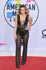 RACHEL PLATTEN at American Music Awards 2017 at Microsoft Theater in Los Angeles 11/19/2017