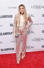 RACHEL PLATTEN at Glamour Women of the Year Summit in New York 11/13/2017