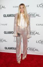 RACHEL PLATTEN at Glamour Women of the Year Summit in New York 11/13/2017