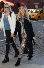 RACHEL PLATTEN Out and About in New York 10/30/2017