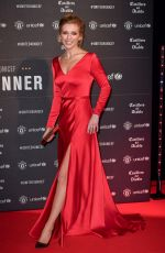 RACHEL RILEY at United for Unicef Gala in Manchester 11/15/2017
