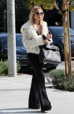 RACHEL ZOE Out for Lunch in Los Angeles 11/10/2017