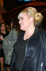 REBEL WILSON Out and About in Los Angeles 11/21/2017