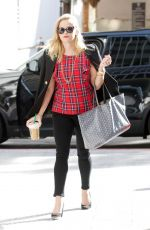 REESE WITHERSPOON Out and About in Beverly Hills 11/20/2017