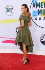 RENEE BARGH at American Music Awards 2017 at Microsoft Theater in Los Angeles 11/19/2017