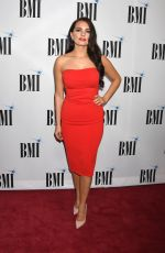 RENEE BLAIR at 65th Annual BMI Country Awards in Nashville 11/07/2017