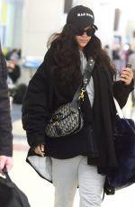 RIHANNA at JFK Airport in New York 11/27/2017