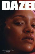 RIHANNA for Dazed Magazine, Winter 2017