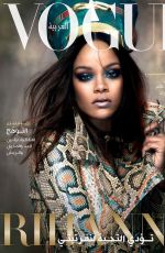 RIHANNA for Vogue Magazine, Arabia November 2017