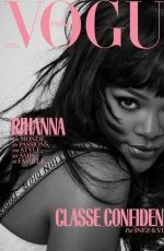 RIHANNA in Vogue Magazine, December 2017/January 2018