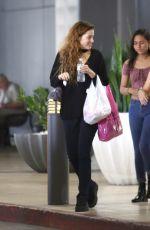 RILEY KEOUGH Leaves Topanga Mall in Woodland Hills 11/14/2017