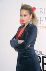 RITA ORA at Samsung Annual Charity Gala 2017 in New York 11/02/2017