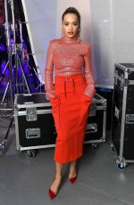 RITA ORA at Velocity On Set with Viacom Showcase in London 11/11/2017
