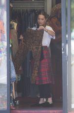RITA ORA Out Shopping in Melbourne 11/19/2017