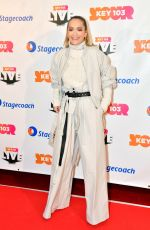 RITA ORA Performs at Key 103 Live 2017 in Manchester 11/09/2017