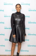 ROCHELLE HUMES at This Morning Show in London 11/16/2071