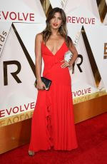 ROCKY BARNES at #revolveawards in Hollywood 11/02/2017
