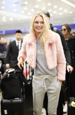 ROMEE STRIJD Arives in Shanghai for Victoria