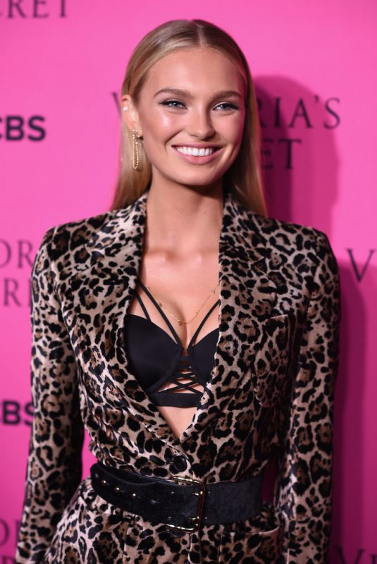 ROMEE STRIJD at 2017 Victoria