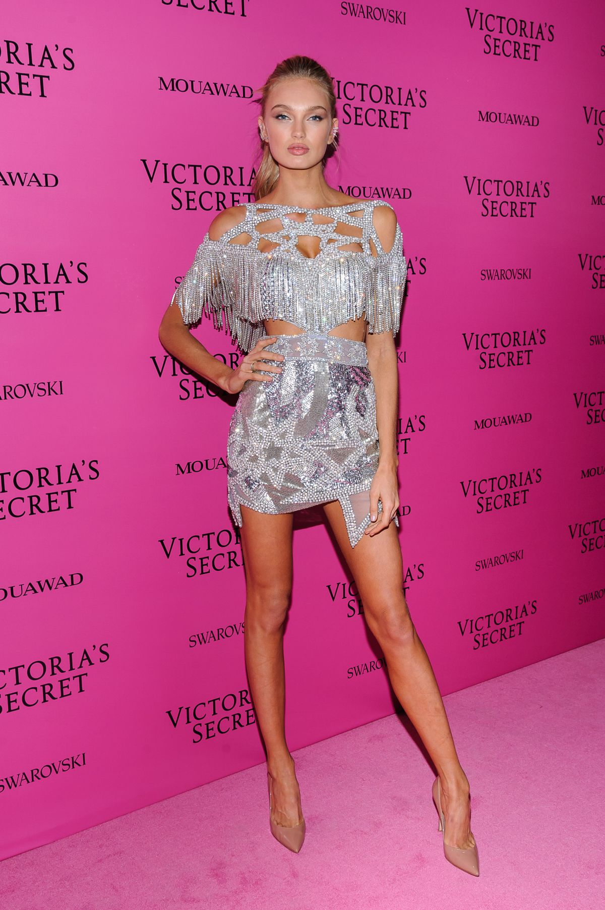 Romee Strijd Romee-strijd-at-2017-vs-fashion-show-after-party-in-shanghai-11-20-2017-5