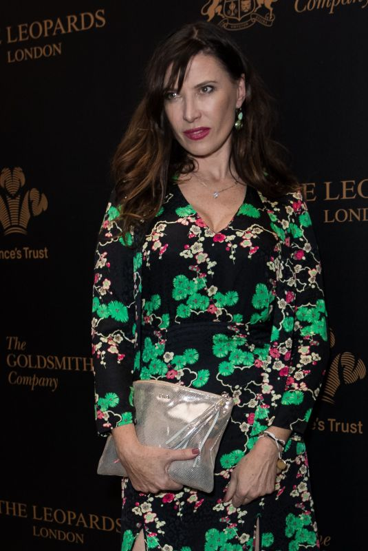 RONNI ANCONA at Leopard Awards in Aid of the Prince's Trust in London 11/15/2017