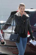 ROSIE HUNTINGTON-WHITELEY at Saint John Hospital in Santa Monica 11/10/2017