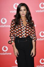 ROXIE NAFOUSI at Vodafone Passes Launch in London 11/01/2017