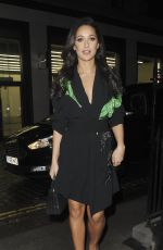 ROXIE NAFOUSI Night Out in London 11/20/2017