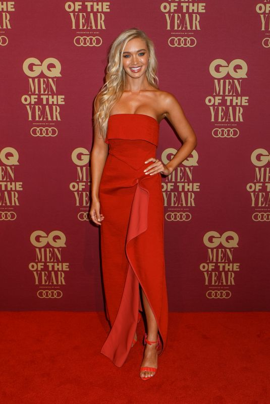 ROXY HORNER at 2017 GQ Men of the Year Awards in Sydney 11/15/2017