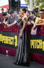 RUBY ROSE at Pitch Perfect 3 Premiere in Sydney 11/29/2017