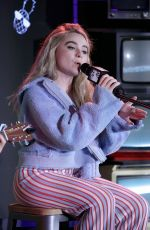 SABRINA CARPENTER at MTV EMA