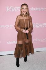 SABRINA CARPENTER at Variety Hitmakers Awards in Los Angeles 11/18/2017
