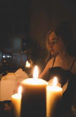 SABRINA CARPENTER - Why Music Video BTS Pictures