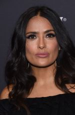 SALMA HAYEK at HFPA & Instyle Celebrate 75th Anniversary of the Golden Globes in Los Angeles 11/15/2017