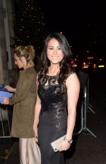 SAM QUEK at Pride of Sport Awards in London 11/22/2017