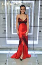 SAMANTHA BARKS at Launch of Perception at W in London 11/07/2017