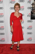 SAMANTHA HOEFER at Mudbound Premiere in Los Angeles 11/09/2017