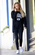 SAMANTHA JAD Out and About in Sydney 11/10/2017
