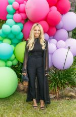 SAMANTHA JADE at Swarovski Rainbow Paradise Spring/Summer 18 Collection Launch in Sydney 11/24/2017