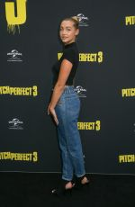 SAMMY ROBINSON at Pitch Perfect 3 Premiere in Sydney 11/29/2017