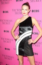 SANNE VLOET at 2017 Victoria's Secret Fashion Show Viewing Party in New York 11/28/2017