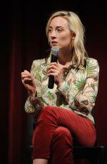 SAOIRSE RONAN at Lady Bird Academy Screening in New York 11/07/2017