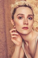 SAOIRSE RONAN in The Hollywood Reporter Roundtable, November Issue 2017