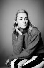 SAOIRSE RONAT - Deadline Hollywood The Contenders 2017 Portraits 11/04/2017