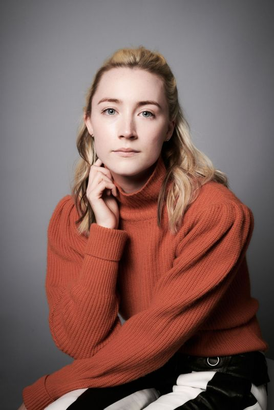 SAOIRSE RONAT - Deadline Hollywood The Contenders 2017 Portraits 11/04/2017
