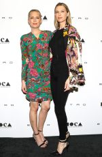 SARA and ERIN FOSTER at 10th Moca Distinguished Women in the Arts Luncheon in Los Angeles 11/01/2017