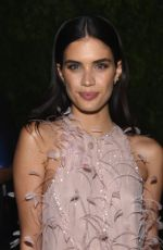 SARA SAMPAIO at 14th Annual Cfda/Vogue Fashion Fund Awards in New York 11/06/2017