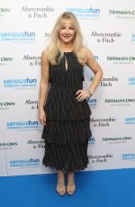 SARAH HADLAND at Seriousfun Children's Network Gala in London 11/07/2017